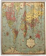 World Map Fabric Shower Curtain World Map Shower Curtain Shop And Save Up To 30 Uk