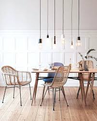 Wicker Dining Chairs Ikea Weave Dining Chairs Rattan Dining Chairs Via My Home Banana Leaf