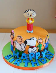 awesome inspiration family guy birthday cake and attractive 39