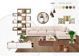 Japanese Style Living Room Contemporary Japanese Style Living Room Collage By Kristina