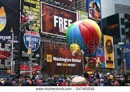 Thanksgiving November 26 New York November 25 Banner Appears Stock Photo 66072715