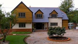 flat pack homes family of four build their dream 1 2m six bedroom house daily
