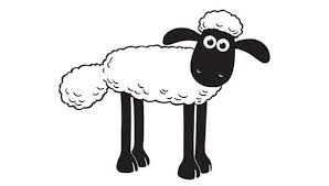 fresh shaun sheep coloring pages kids 877 unknown