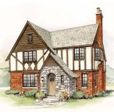 whimsical cottage house plan 69531am cottage country