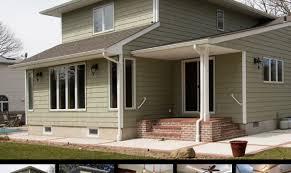 front to back split level house plans back split level house plans house plans