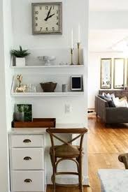 small kitchen desk ideas the most of your space our kitchen built in desk