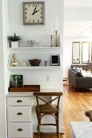 built in desk office nook and kitchen desks kitchen pantry