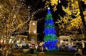 gateway mall lights 62 foot tree the salt lake tribune