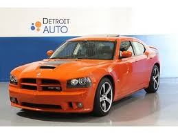 2009 dodge charger bee buy used 2009 dodge charger srt 8 bee orange in macomb