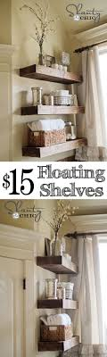 decorating ideas for bathroom shelves masters floating shelf ideas fresh at simple best 25 shelves