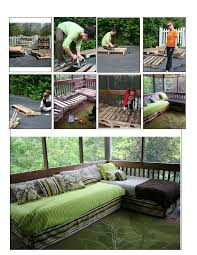 Pallet Bunk Bed Oh Yeah Easy I Can Make This Projects by Best 25 Pallet Sectional Couch Ideas On Pinterest Pallet