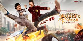 the first poster of jackie chan and sonu sood u0027s kung fu yoga looks