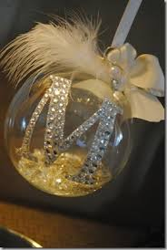 10 easy ways to craft with clear ornaments robynsonlineworld