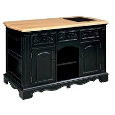powell kitchen islands powell pennfield kitchen island black