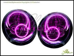oracle 02 06 mini cooper ccfl halo rings headlights bulbs