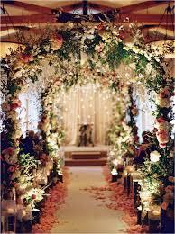 Wedding Ceremony Decoration Ideas 20 Awesome Indoor Wedding Ceremony Décoration Ideas Ceremony