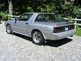 1988 mitsubishi starion daily turismo 80 u0027s muscle 1988 chrysler conquest tsi