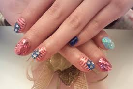 pictures fourth of july nail art and toe nail designs fourth