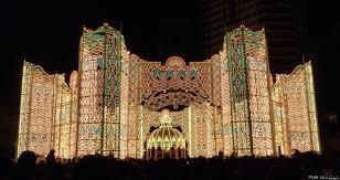christmas lights 10 amazing christmas light displays around the world photos
