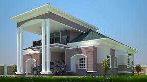 modern house plan in ghana unbelievable fatak bedroom buildingplan