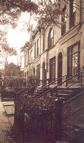 Rowhouses Old Town An Artists U0027 Mecca Classic Chicago Magazine