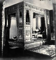 King Size Canopy Bed Frame File Canopy Bed Of The King At The Chakraphat Phiman Hall Jpg