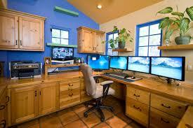 high tech home office ideas photos houzz