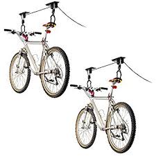 Racor Pbh 1r Ceiling Mounted Bike Lift by Amazon Com 2 Bike Elevation Garage Bicycle Hoist Kit Discount
