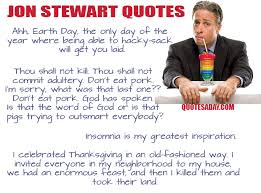 jon stewart quotes quotes a day