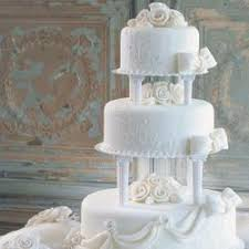 cake tiers tiered cake supports separator plates dowels pillars global