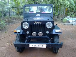 kerala jeep mahindra cj 500d my modified jeep beauty