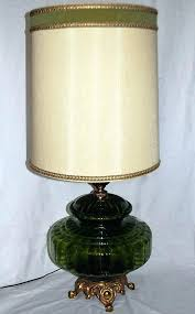 bright green table lamps glass lamp for tropical lime green lamp