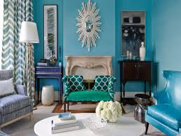 Red And Turquoise Living Room by Turquoise And Brown Living Room Ideas Stripes Fabric Comfy
