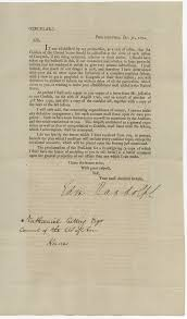 george washington s second thanksgiving proclamation sent to