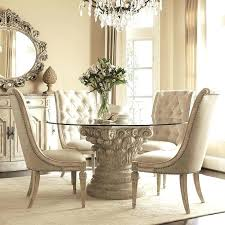 cheap glass dining room sets glass top dining room table furniture appealing small round glass