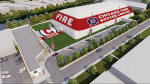 chicago fire owner building soccer dome on north side blogs on