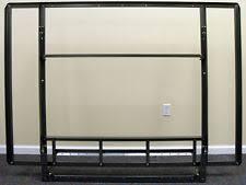 Wall Mounted Folding Bed Steel Wall Beds Ebay