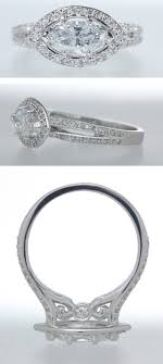 wedding band that will go with my east west oval e ring i just had my marquise re set east to west i it