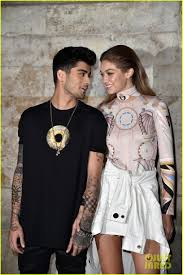 I Love Gigi Baby Clothing Gigi Hadid Takes A Break From The Runway To Attend Givenchy