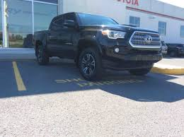 new toyota truck new 2017 toyota tacoma 4x4 double cab v6 trd sport 6m for sale in