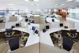 Open Floor Plan Office Space by Open Plan Workstation Cisco Connected Workplace