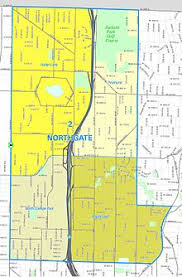 seattle map greenwood northgate seattle