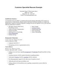 Example Of A One Page Resume by Examples Of Resumes Resume One Page Templates Outline Free Cover