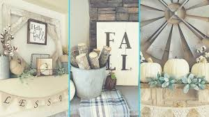 Vintage Chic Home Decor Diy Shabby Chic Style Fall Mantle Decor Ideas Home Decor