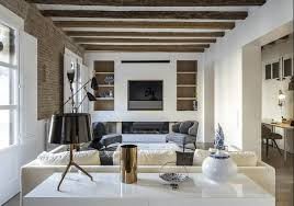 London Flat Interior Design Interior Design Styles U2013 Minotti London Director Contemporary