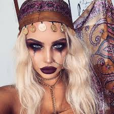 Girls Halloween Makeup By Victoria Bee On 500px Native American Pinterest India By