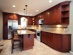 red cabinets in kitchen red cabinets kitchen zhis me