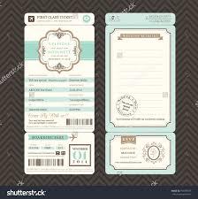 Vip Invitation Cards Free Vip Pass Template Virtren Com