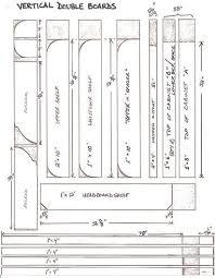 Antique Murphy Bed Parts Lori Wall Bed Plans Pesquisa Google Madeira Pinterest