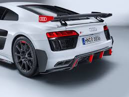 you can now get an audi sport aero kit for the r8 and tt